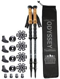 ON SALE Odyssey Outfitters <b>Carbon Fiber Lightweight</b> Collapsible ...