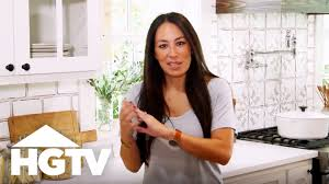 Fixer Upper The Kitchen Cabinetry Dilemma Hgtv Youtube