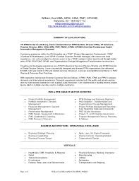 Scrum Master Resume Sample Resume