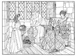 Small Picture Free Online Medieval Times Coloring Pages 36 For Your Drawing with