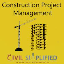 Construction Project Management Workshop For Civil Engineering