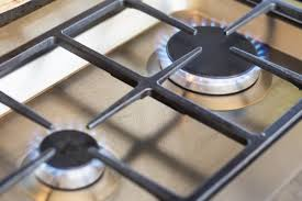 Gas Stove Service Remove Grease From Gas Cooktop Burners
