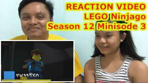 Reaction Video LEGO Ninjago Season 12 Original Shorts Minisode 3 The  Meaning Of Victory - YouTube