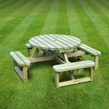 whitwell junior circular bench
