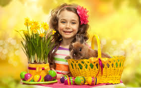 Child Easter Wallpapers - Wallpaper Cave