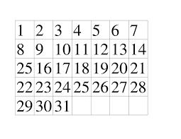 Numbers Templates Free free printable number templates 24 best images of free printable 1
