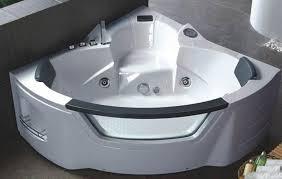 corner whirlpool spa massage tub lc0s10