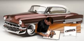 Signature Foose Paint Colors Are Available From Basf Chip