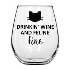 cat wine s glass 01