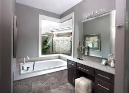 fantastic contemporary bathroom colors modern style gray and brown