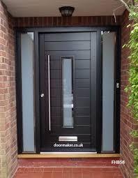 Unique Modern Front Door Designs Astonishing Modern Front Doors A