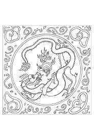 Mandala Kleurplaten Draken Brekelmansadviesgroep