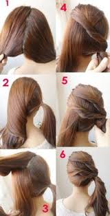 Hairstyle Easy Step By Step step by step easy hairstyles for long hair hair tips & trends 9000 by stevesalt.us
