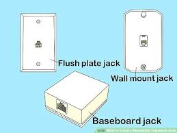 phone jack cover wall jack