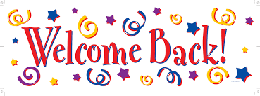 free welcome back clipart - Clip Art Library