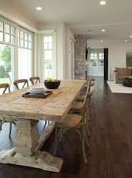 be sentimental and have a farmhouse kitchen table in your home light wood dining table setlarge dining room