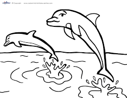 Using colouring pages are great for reinforcing fine motor skills with your kids. Printable Under The Sea Coloring Page 5 Coolest Free Printables