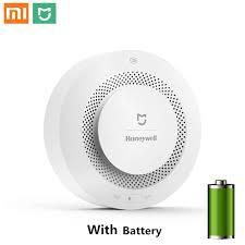<b>Original Xiaomi Mijia Honeywell</b> Fire Alarm Detector Audible And ...
