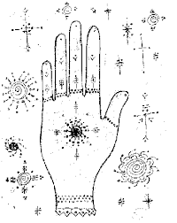 Vzory Tetování Hennou