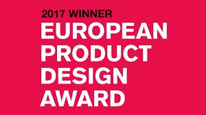 Graphic Design In 2017 3 Awards In European Product Design Award 2017 Graphic