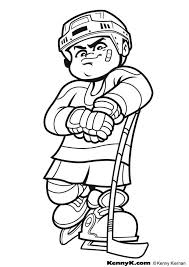 Small Picture Hockey coloring pages 21 Hockey Kids printables coloring pages