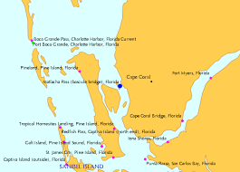 Matlacha Pass Bascule Bridge Florida Tide Chart