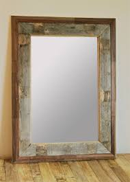 wood mirror frame ideas. Wood Pallet Mirror Frame Ideas D