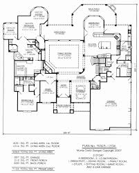 1 Story House Plans With 3 Car Garage Best Of 5 Bedroom 1 Story House Plans  Traintoball