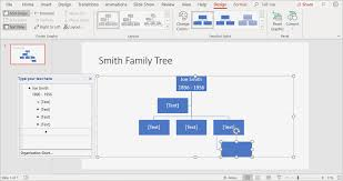 How To Insert Organization Chart In Powerpoint 2010 Organizational Chart Template Microsoft Word 2010