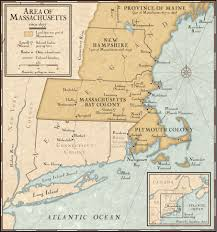 new england colonies in   national geographic society