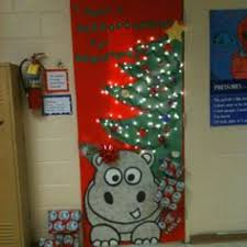 christmas office ideas. Unique Christmas Office Door Decorating Ideas - 2