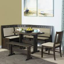 Bench Breakfast Nook Kitchen Awesome Breakfast Nook With Bench Booth Kitchen Table