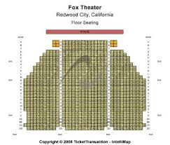 fox theater atlanta balcony seating chart jethro tull st louis
