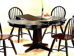 replacement table leaf dining room with leaves round oak for