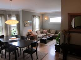 Living Room Rectangle Living Room Dining Room Combo With Long Elegant Living  Room And Dining Room Sets