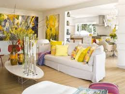 colorful spring decorating ideas for living rooms stylish
