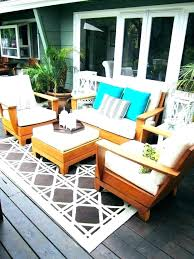 best outdoor rug for deck on wood images about painted rugs decks full size of indoor best outdoor rug for deck