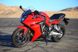 The Inbetweener 2014 Honda Cbr650f Review Rideapart
