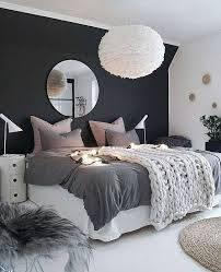 58 grey and white bedroom ideas on a
