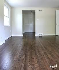 walnut hardwood floor. Dark Walnut Wood Floors Refinished Hardwood With Stain  And Satin Poly Finish Floor