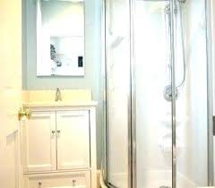round shower stall round shower stall dimensions home depot