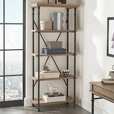 better homes and gardens shelves. Brilliant Homes Better Homes And Gardens River Crest 5Shelf Bookcase Intended And Shelves 6