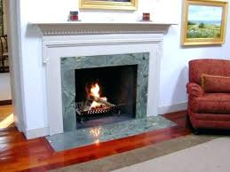 refacing a brick fireplace with stone veneer reface fireplace reface a fireplace with stone veneer fireplace