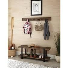Coat Rack And Bench Coat Rack Bench For Less Overstock 50