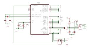 usb joystick controller retro adapter schematic stripboard stripboard out isp