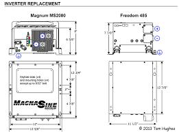 magnum inverter rvseniormoments inverter wiring diagram ms2000_and_freedom485