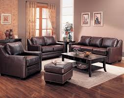 traditional leather living room furniture. View Larger. Gibson Leather Living Room Traditional Furniture
