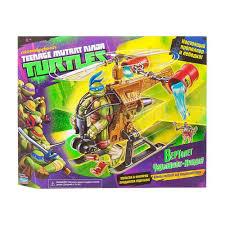 <b>Игровой набор Playmates</b> Вертолет черепашки ниндзя ...
