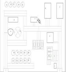 Информатика программирование Защита информации в компьютерной  Рисунок 2 План схема объекта
