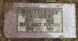 """Margaret Virginia """"Madge"""" Fulton Whittlesey (1890-1966) - Find A ..."""